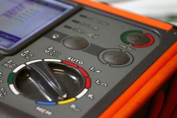 kurs elektryczny do 1 kV i powyżej 1kV - miernik sonel