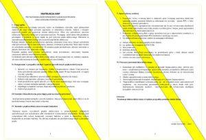 instrukcja BHP