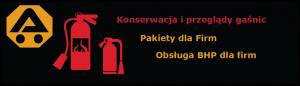 Konserwacja Gaśnic