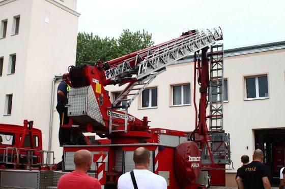 Szkolenie dla Straży Pożarnej