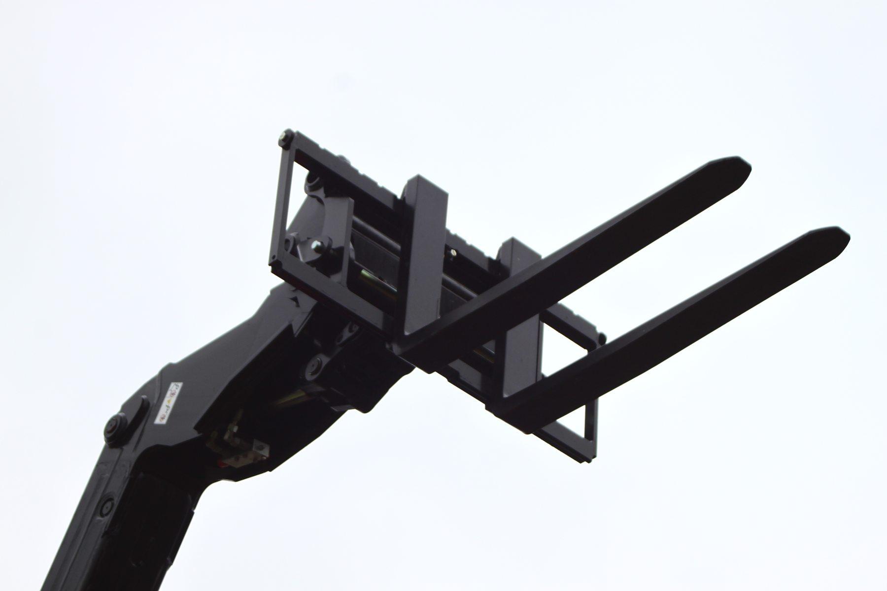 szkolenia na ładowarki teleskopowe - widły ładowarki