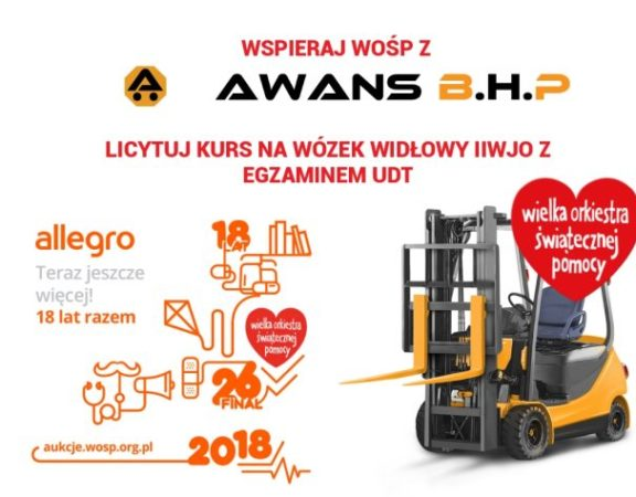 WOSP AWANS BHP