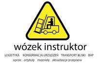 Współpracujemy przy powstawaniu bloga Wózek Instruktor