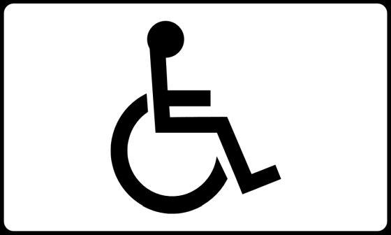 obsługa osób z niepełnosprawnością