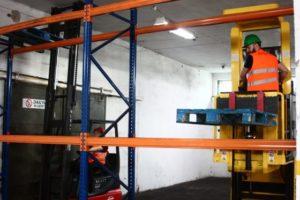 szkolenie na wózki podnośnikowe