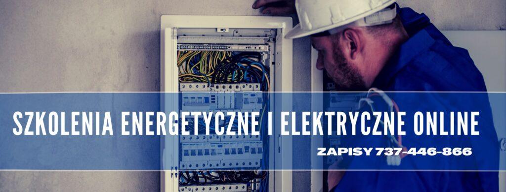 szkolenia elektryczne online